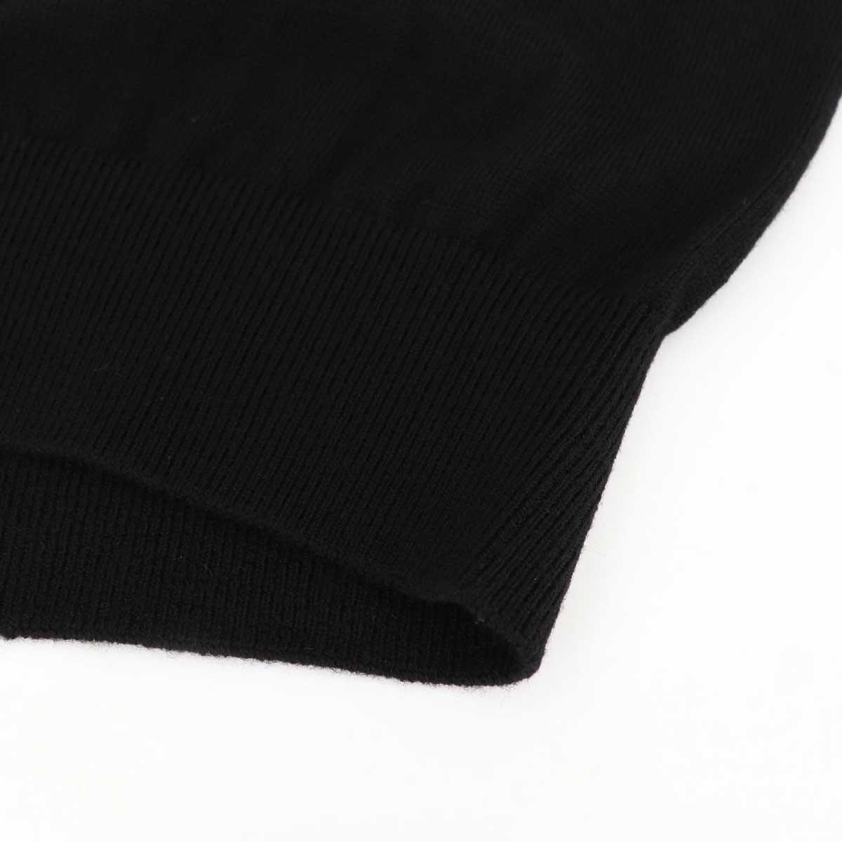 タートルネックセーター SL190001 BLACK(ブラック)