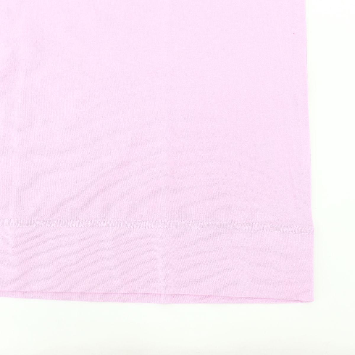 ★定番T-SHIRT クルーネック  Tシャツ SL160001 PINK(ピンク)