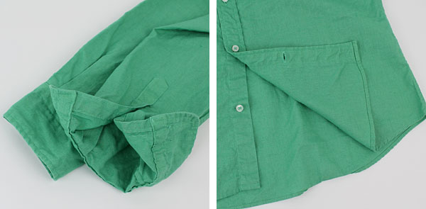 COTTON-LINEN (GREEN)