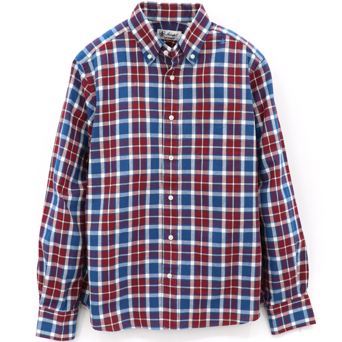 CHECK(BLUE×RED)