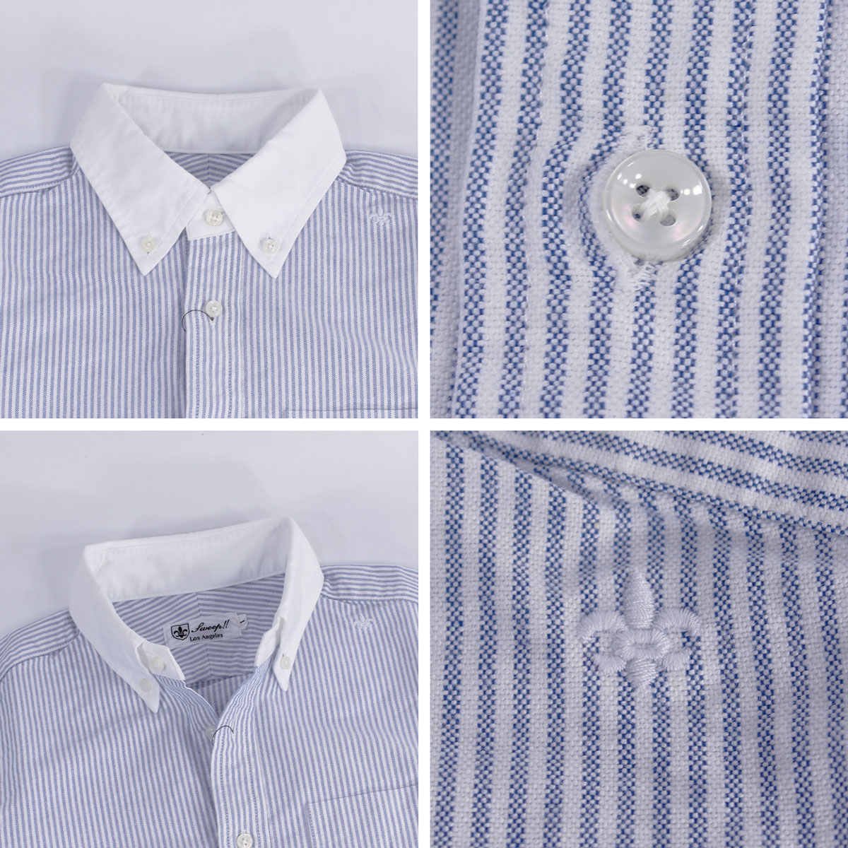 OXFORD CLERIC(BLUE)
