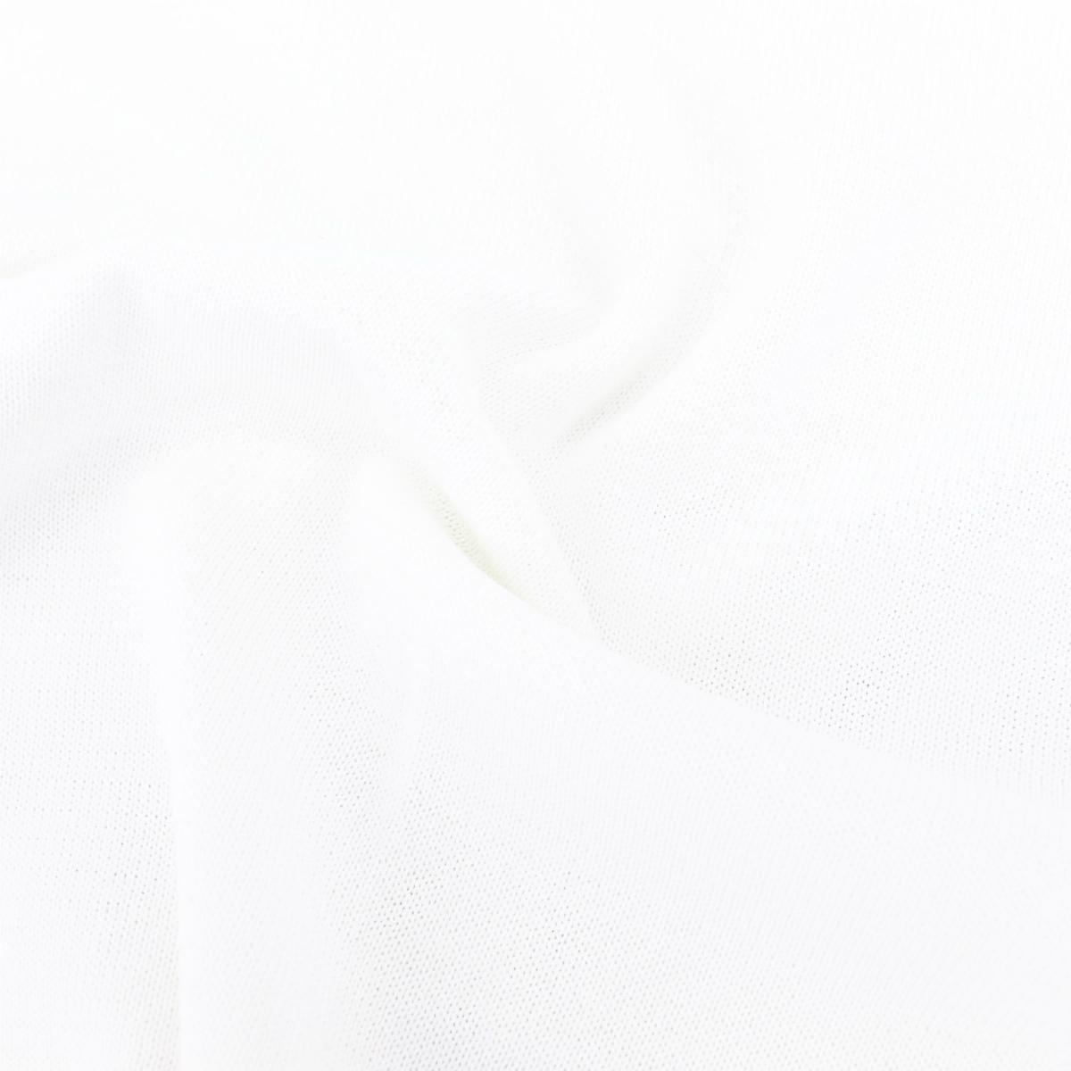 スキッパーポロ サマーニット WHITE(ホワイト)