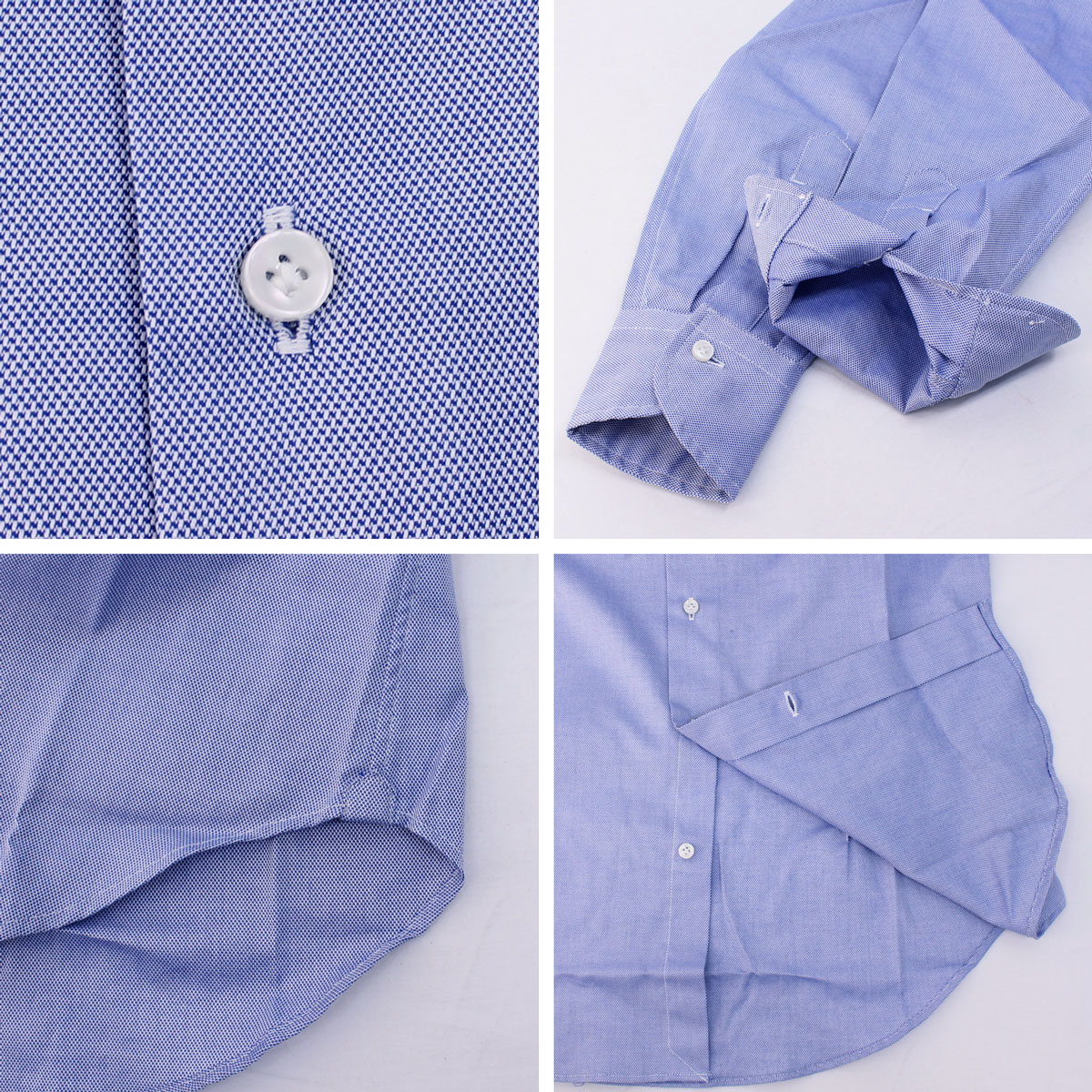 ★BASIC Roberto Maulicio Sweep!! / ROYAL-OXFORD(BLUE)