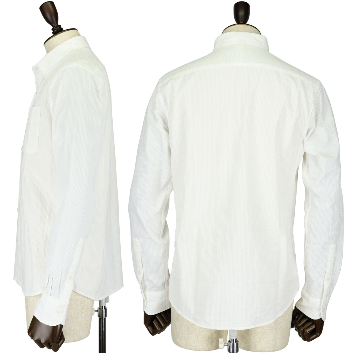 SEERSUCKER(WHITE)