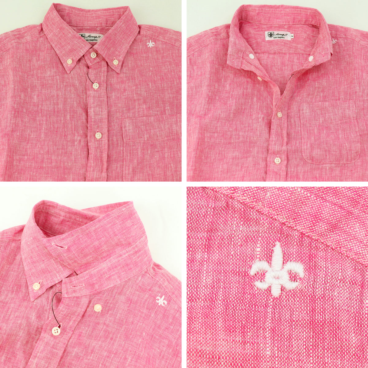 FRENCH LINEN(PINK)