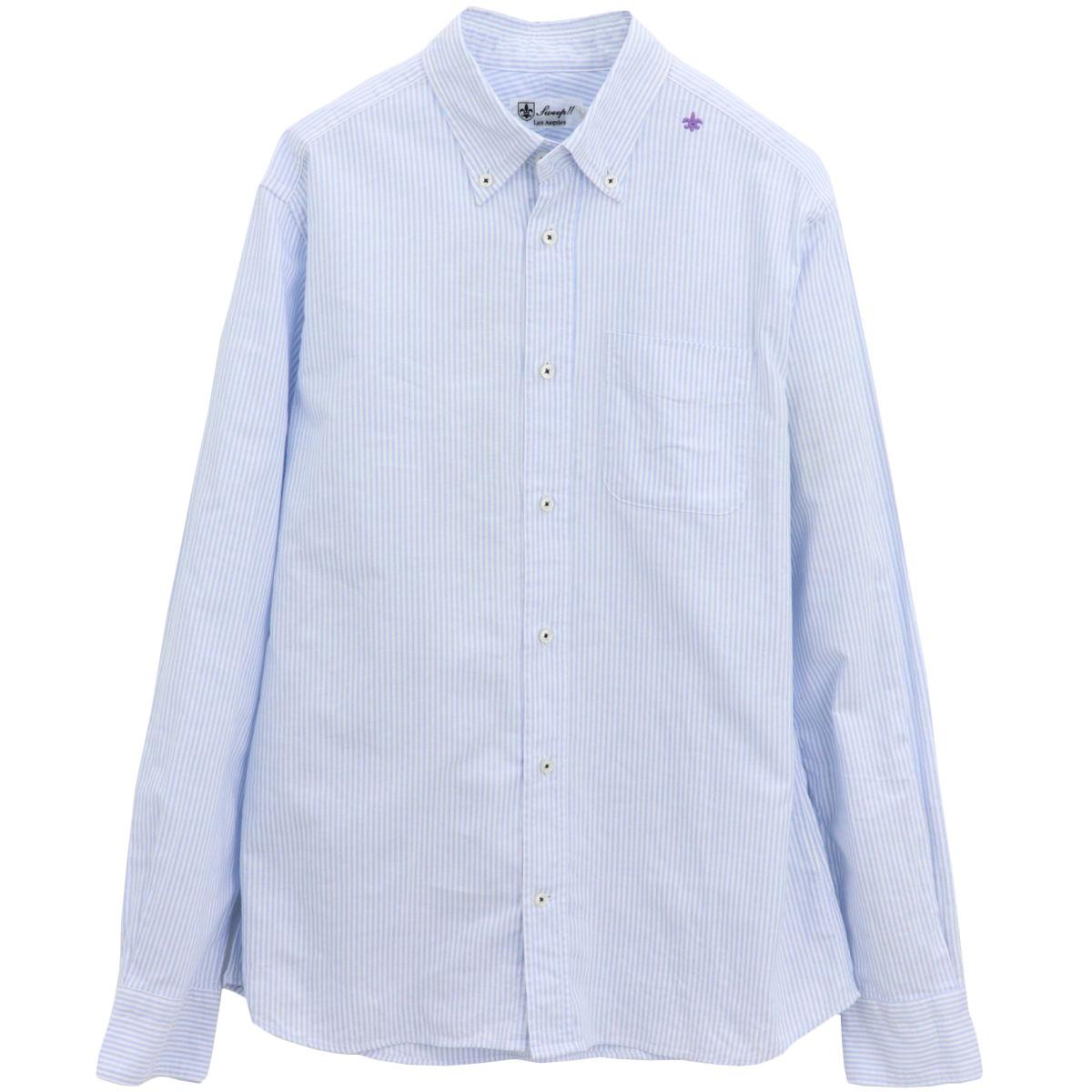 鹿の子 レギュラーカラー ポロシャツ(BLACK)