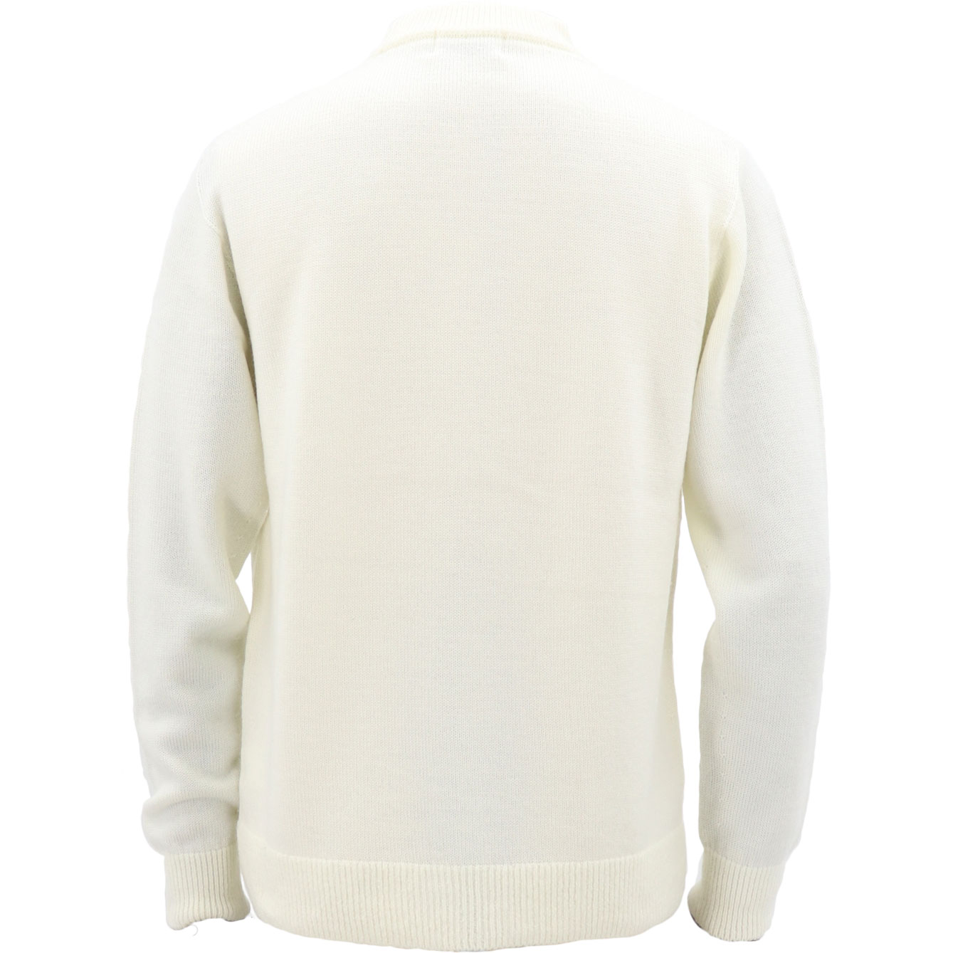 7G モックネックセーター SL190004 WHITE (ホワイト)