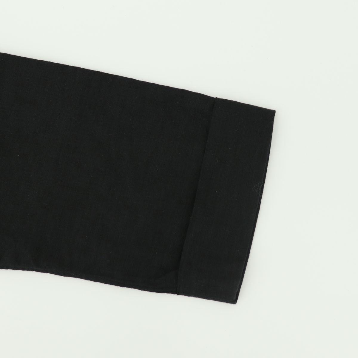 ★BASIC CABRI COTTON-LINEN(BLACK)