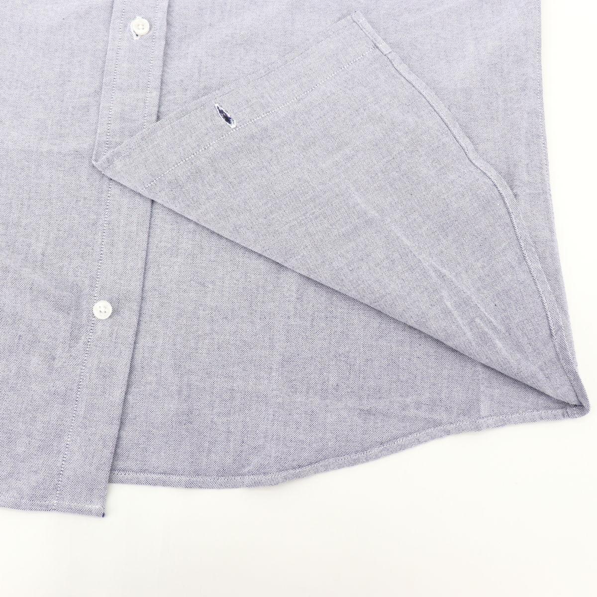 ★NEW!!定番 THE STANDARD SHIRT オックスフォード ボタンダウンシャツ 長袖(4colors)