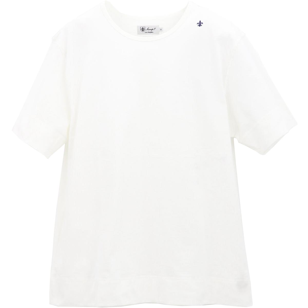 クルーネックTシャツ WHITE(ホワイト)