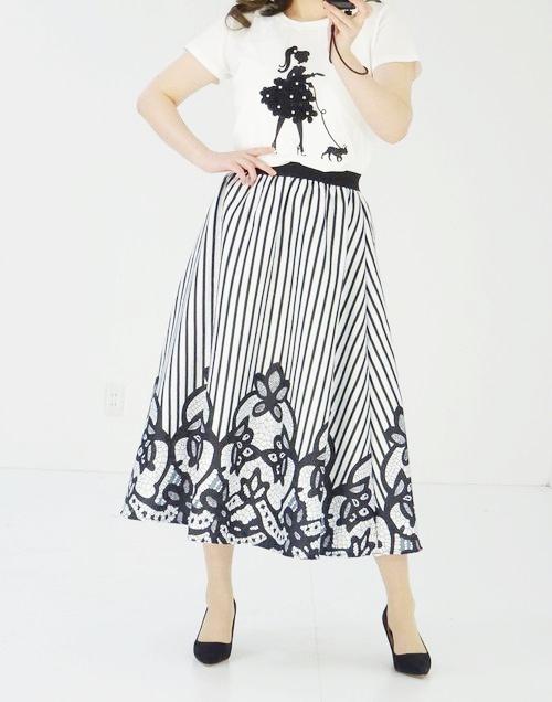 ●残りわずか〜eleganceモードスカート