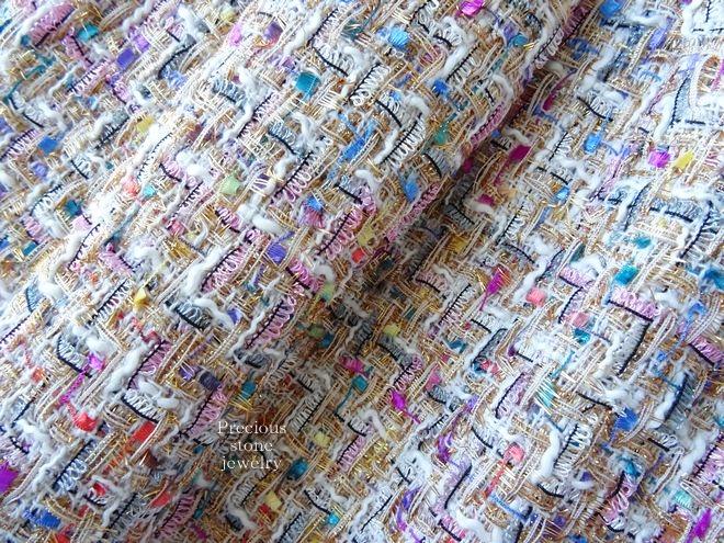 煌めきツイードMIXスカート(2カラー)