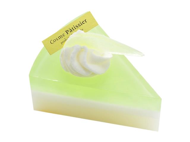 ケーキ石鹸(ラフランス)