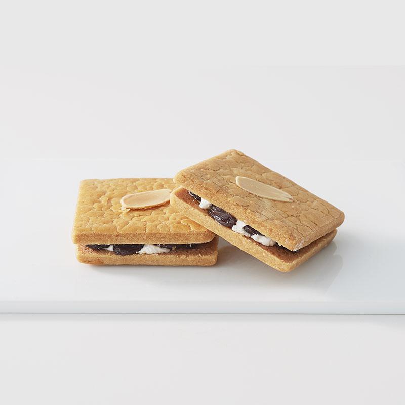 レザン(レーズンサンドクッキー)8個入り