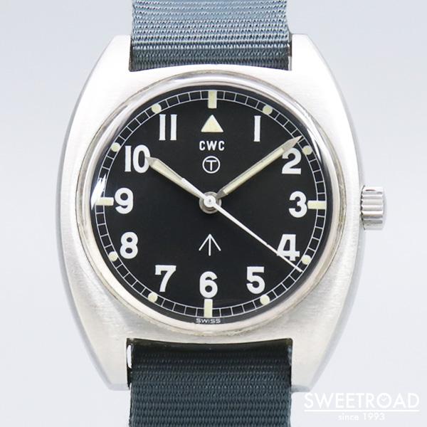 【CWC/カボット・ウォッチ・カンパニー】6BB/イギリス空軍/ブロードアロー/Tマーク/ETA2750/1970年代/手巻き/w-24450