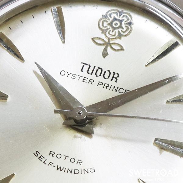 【TUDOR/チューダー/チュードル】OYSTER PRINCE/オイスタープリンス/デカバラ/Ref.7965/Cal.2461/自動巻/1967年製/w-22968
