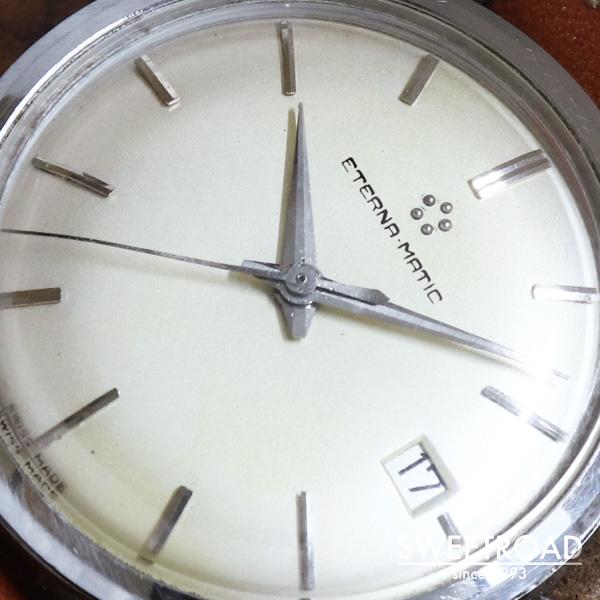 【ETERNA/エテルナ】ETERNAMATIC/エテルナマチック/Cal.1422U/1950年代/w-25023