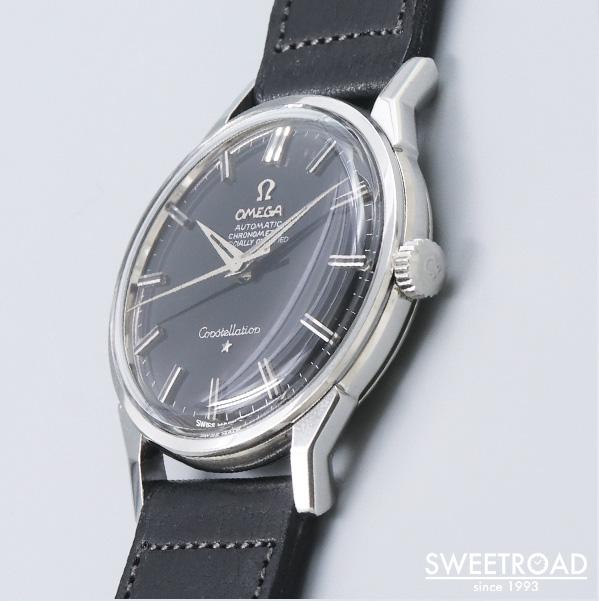VIN-TIME取扱品【OMEGA/オメガ】Constellation/コンステレーション/Ref.167.005/Cal.551/1963年製/w-24445vt