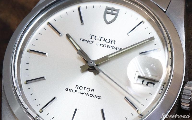 【TUDOR/チュードル/チューダー】Prince Oyster Date/プリンスオイスターデイト/Ref.74000/盾マーク/自動巻/1969年製/w-21482