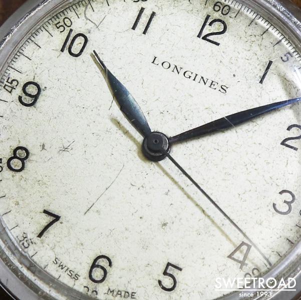 【LONGINES/ロンジン】Cal.12.68ZS/1940年代/w-18048