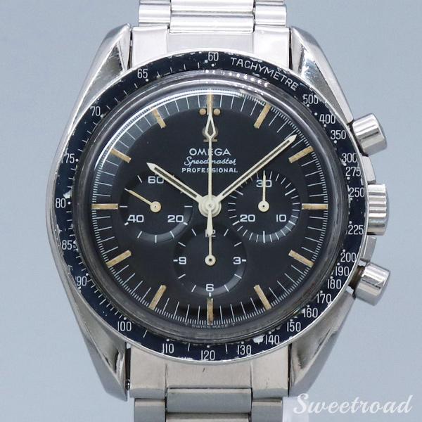 【OMEGA/オメガ】スピードマスター/4thモデル/Ref.145.012-67SP/Cal.321/手巻きクロノグラフ/1967年製/w-20284