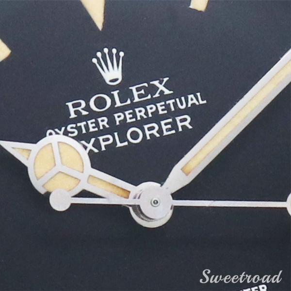 【ROLEX/ロレックス】EXPLORER/エクスプローラー/Ref.1016/Cal.1570/1974年製/w-21281