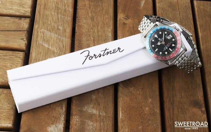 新品【Forstner/フォースナー】ライスブレス/ステンレスベルト/ステンレスブレス/SS/鏡面&ヘアライン/接続幅16mm・17mm・18mm・19mm・20mm/fb-5