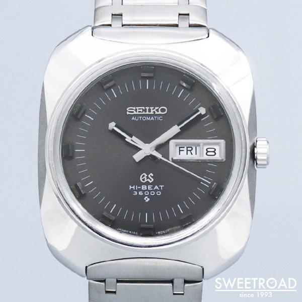 【SEIKO/セイコー】GRAND SEIKO/グランドセイコー/座布団/Ref.6146-8020/61GS/Cal.6146A/1969年製/w-21765
