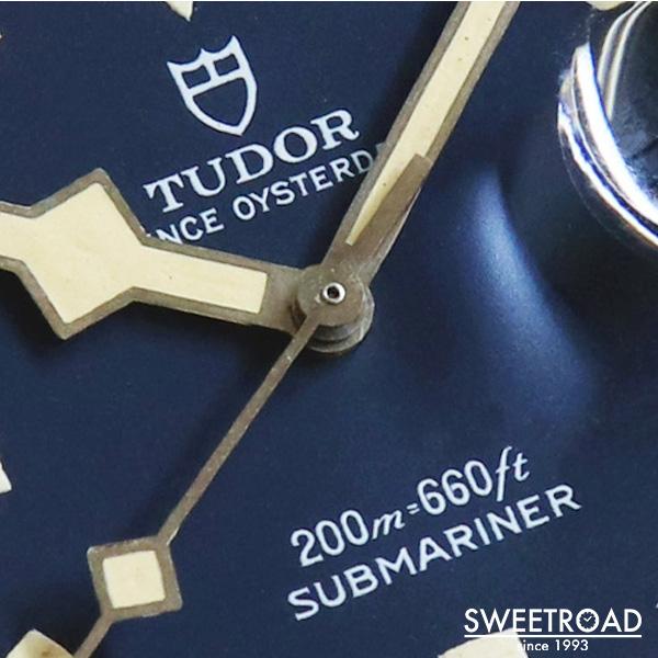 【TUDOR/チューダー/チュードル】SUBMARINER/サブマリーナ /Ref.94110/スノーフレーク/イカサブ/Cal.2784/1979年製/w-20289
