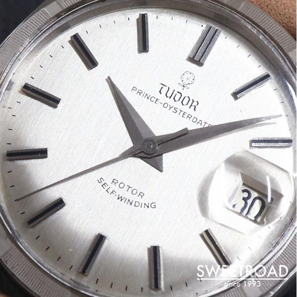 【TUDOR/チューダー/チュードル】Prince Oyster Date/プリンスオイスターデイト/Ref.7988/小バラ/Cal.2462/1966年製/w-25178