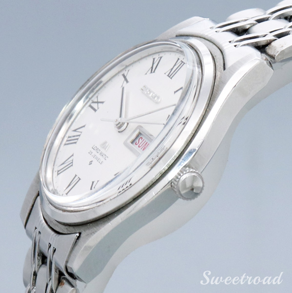 【SEIKO】LM/LORD MATIC/Ref.5606-7030/ローマンダイヤル/Automatic/1969年製/w-20293