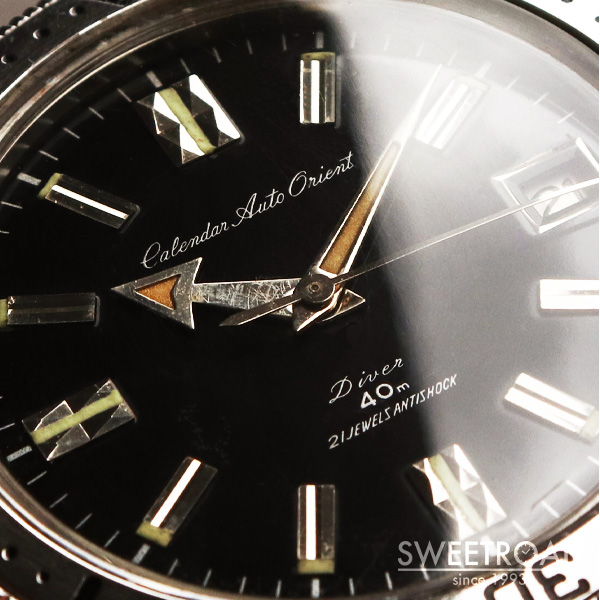【ORIENT/オリエント】CALENDAR AUTO ORIENT/カレンダー・オート・オリエント/40M/21石/1960年代/w-25068