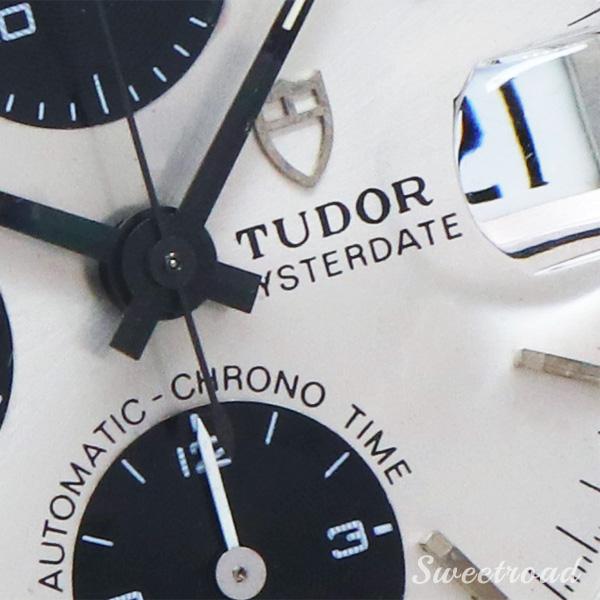 銀座店取扱品【TUDOR/チューダー/チュードル】CHRONO-TIME/クロノタイム /Ref.79180/B番/SSベゼル/Cal.7750/1992年製/w-19238GNZ