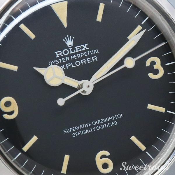 【ROLEX/ロレックス】EXPLORER/エクスプローラー/Ref.1016/Cal.1570/1969年製/w-20750