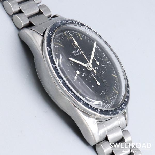 銀座店取扱品【OMEGA/オメガ】Speedmaster Professional/スピードマスター・プロフェッショナル/3rdモデル/Ref.ST.105.003.65/Cal.321/手巻きクロノグラフ/1966年製/w-21993GNZ