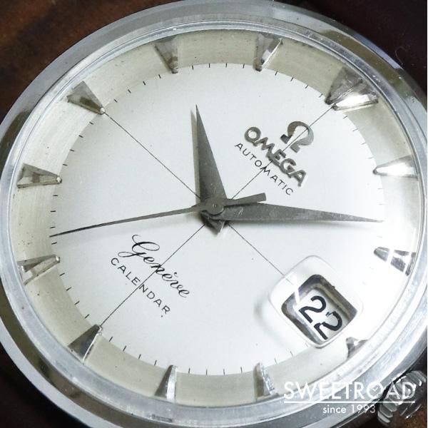 銀座店取扱品【OMEGA/オメガ】GENEVE CALENDAR/ジュネーブ・カレンダー/Ref.2982-3SC/Cal.503/1959年製/w-25016gnz