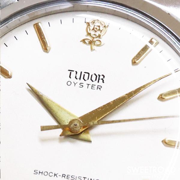 【TUDOR/チューダー/チュードル】OYSTER/オイスター/Ref.7934/中バラ/ミディアムローズ/手巻き/1962年製/w-22780