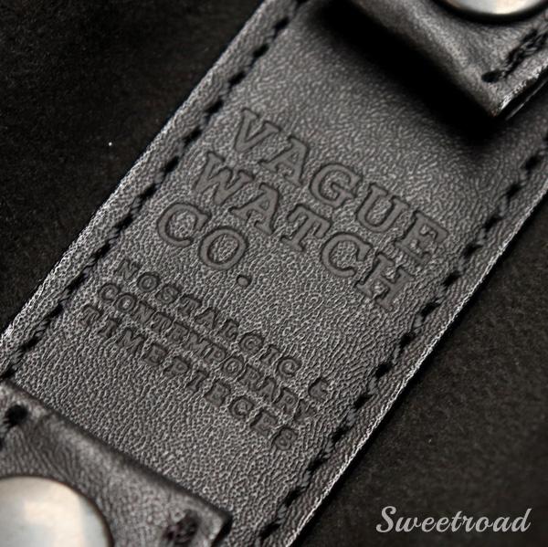 新品【PORTER/ポーター】【VAGUE WATCH Co./ヴァーグウォッチカンパニー】腕時計用ケース/ウォッチケース/ウォッチBOX/吉田カバン/6本入り/WC-M-001