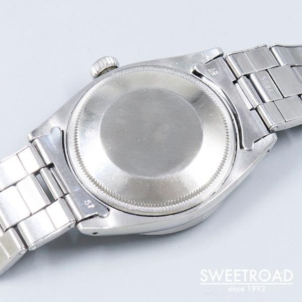 【ROLEX/ロレックス】Oyster Perpetual Date/オイスターパーペチュアルデイト/Ref.1501/エンジンターンドベゼル/純正巻きブレス/Cal.1560/自動巻/1960年製/w-24657