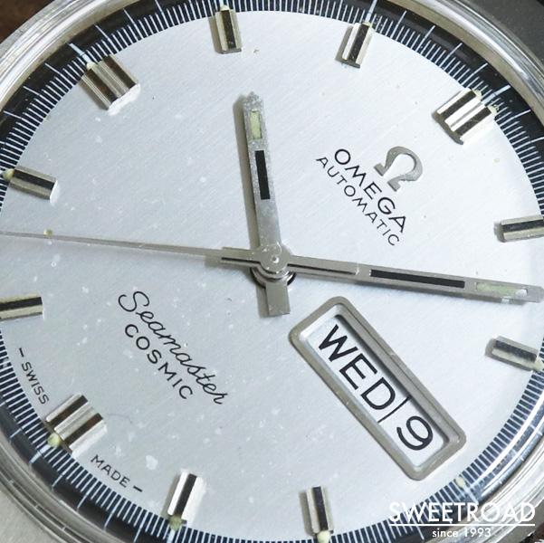 【OMEGA/オメガ】SEAMASTER COSMIC/シーマスター・コスミック/Ref.166.035/ワンピースケース/Cal.752/自動巻/1969年製/w-24456