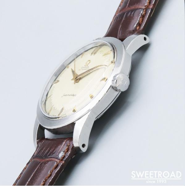 【OMEGA/オメガ】Seamaster/シーマスター/Ref.C2577-1/Cal.351/ハーフローター式自動巻/1950年製/w-23810
