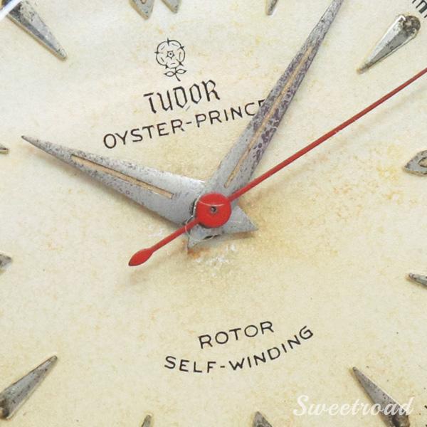 【TUDOR/チューダー/チュードル】Oyster Prince/オイスタープリンス/小バラ/Ref.7909/Cal.390/1950年代/w-21049
