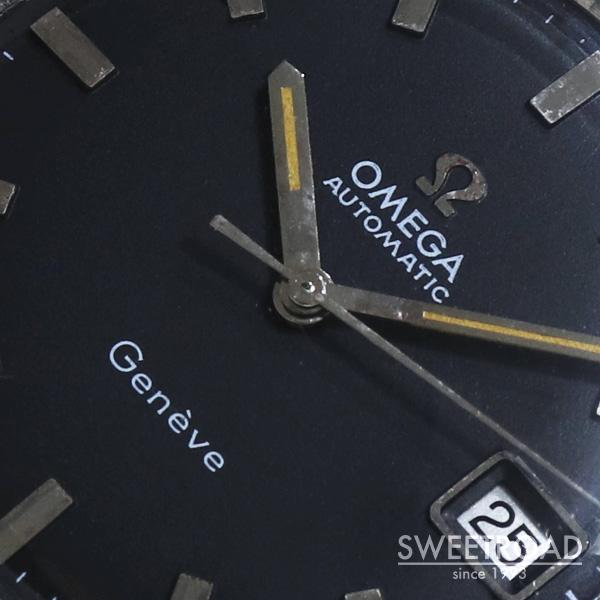 【OMEGA/オメガ】GENEVE/ジュネーブ/Ref.166.041/トノー型ケース/Cal.565/自動巻/1970年製/w-24728