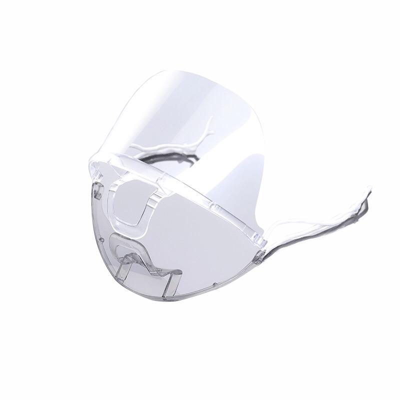 マウスシールド 透明 10枚 マウスガード フェイスシールド 透明 マウス シールド 飲食 業務用 飲食店 調理用 フェイスガード フェイスカバー