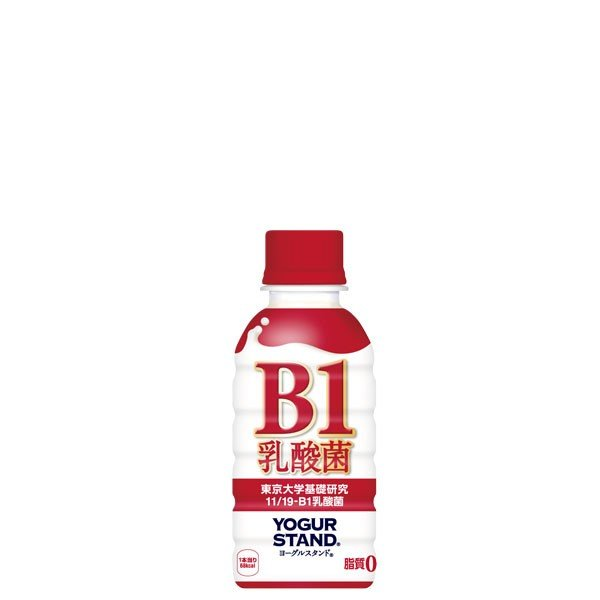 乳酸菌 ヨーグルト 30本入 190ml メーカー直送 ヨーグルスタンド B-1乳酸菌 PET 190ml コカ・コーラ ミニッツメイド 脂質ゼロ