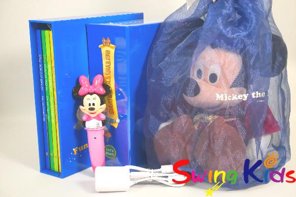 最新 ミニーマジックペンアドベンチャーセット クリーニング済 2020年購入 ほぼ未使用 DWE ディズニー英語システム 【20210202837】