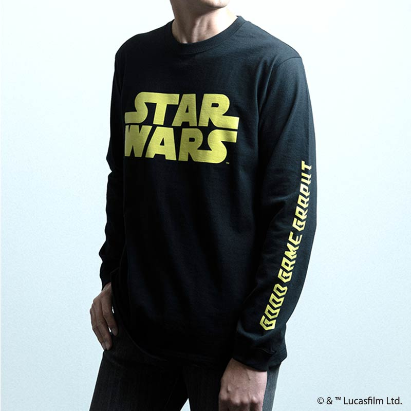 Star Wars / Team GRAPHT Long Sleeve Tee (Sサイズ)
