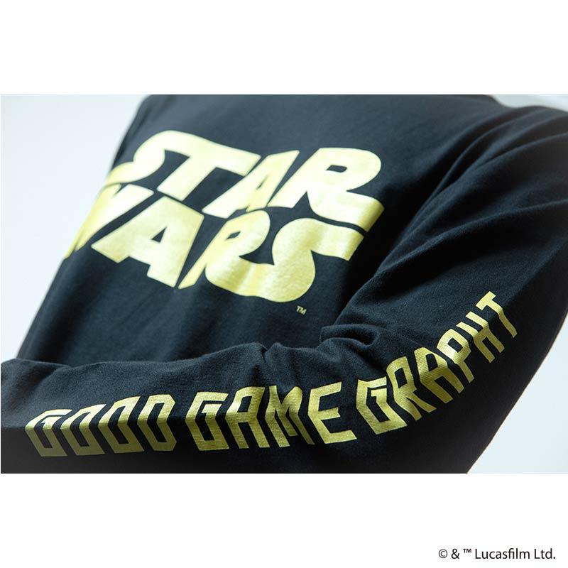 Star Wars / Team GRAPHT Long Sleeve Tee (Lサイズ)
