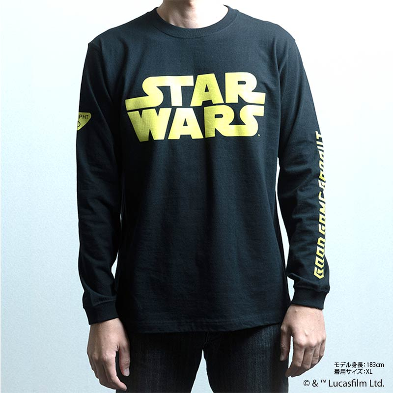 Star Wars / Team GRAPHT Long Sleeve Tee (XLサイズ)