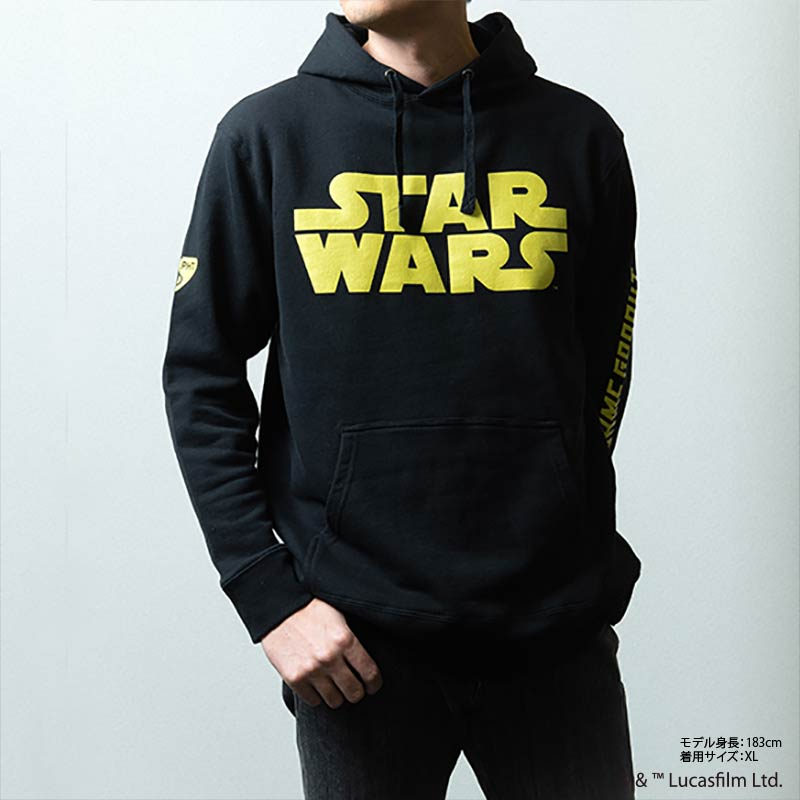 Star Wars / Team GRAPHT Hoodie (Lサイズ)